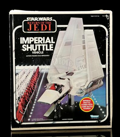 Lot # 51 - Oversize Imperial Shuttle - Sealed