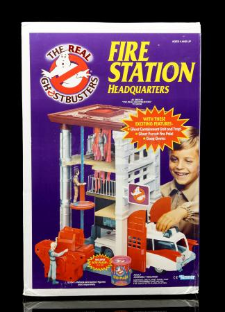 Lot # 518 - Fire Station Headquarters - Sealed