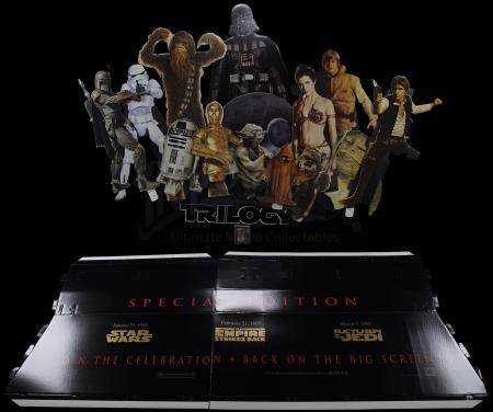 Lot # 123 - Special Edition Theatrical Standee