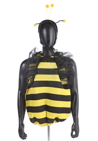 "Lot # 33 - S2E13 - ""Celebrity Pharmacology"": Dean Pelton's (as portrayed by Jim Rash) Bee Costume"