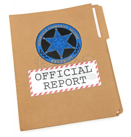"Lot # 48 - S3E18 - ""Course Listing Unavailable"": Crime Incident Report"