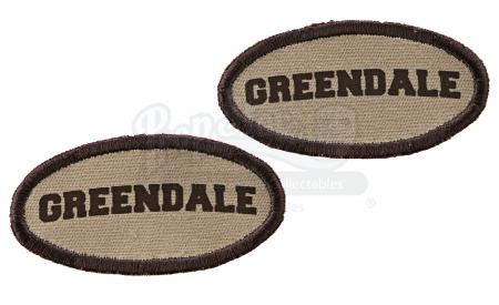 Lot # 159 - Various Episodes: Two Greendale Patches