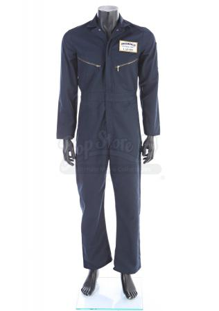 Lot # 160 - Various Episodes: Custodian Lapari's (as portrayed by Kumail Nanjiani) Coveralls