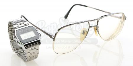 Lot # 164 - Various Episodes: Garrett Lambert's (as portrayed by Erick Charles Neilson) Glasses and Watch