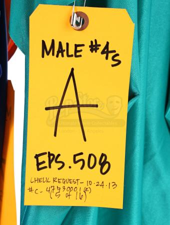 "Lot # 187 - S5E08 - ""App Development and Condiments"": Four ""The 4's"" Tunics and Pants"