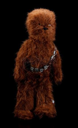 Lot # 108 - 4-Foot Plush Chewbacca Canadian Store Display