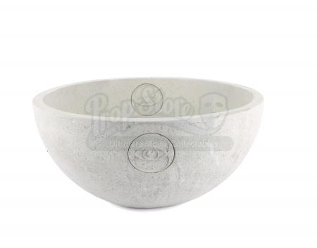 Lot # 2 - Divergent (2014): Erudite Faction Choosing Ceremony Bowl