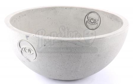 Lot # 13 - Divergent (2014): Erudite Faction Choosing Ceremony Bowl