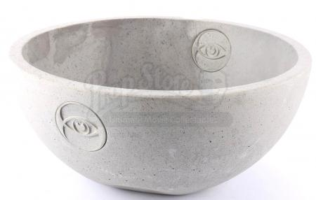 Lot # 19 - Divergent (2014): Erudite Faction Choosing Ceremony Bowl