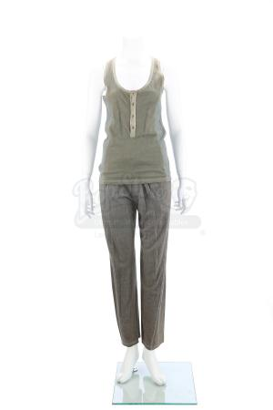 Lot # 21 - Divergent (2014): Christina's Pajamas
