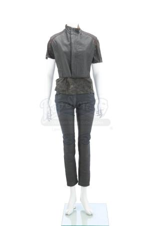 Lot # 23 - Divergent (2014): Christina's Stunt First Dinner Costume