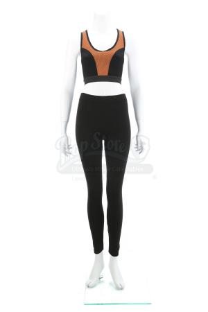 Lot # 34 - Divergent (2014): Christina's Arena Costume