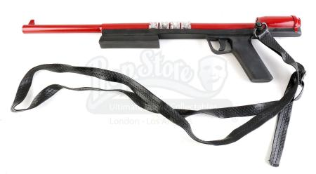 Lot # 41 - Divergent (2014): Dauntless Capture the Flag Dart Gun