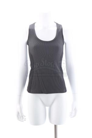 "Lot # 43 - Divergent (2014): Beatrice ""Tris"" Prior's Fight Training Tank Top"