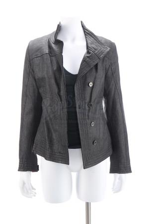 "Lot # 72 - Divergent (2014): Beatrice ""Tris"" Prior's Final Simulation Test Jacket and Shirt"