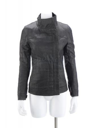 "Lot # 85 - Divergent (2014): Beatrice ""Tris"" Prior's Final Simulation Test Jacket and Shirt"