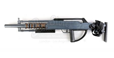 Lot # 138 - Divergent (2014): Erudite Mutiny Rifle