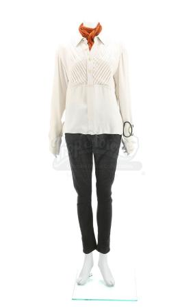 Lot # 154 - The Divergent Series: Insurgent (2015): Evelyn's Intelligence Meeting Costume
