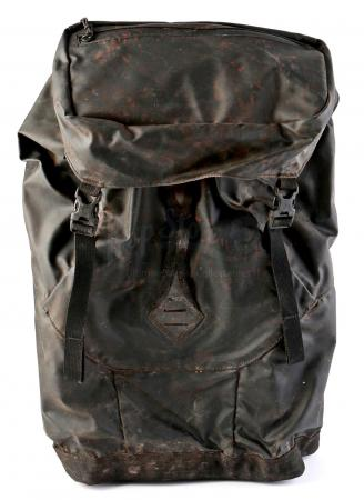 "Lot # 183 - The Divergent Series: Allegiant (2016): Tobias ""Four"" Eaton's Chicago Escape Backpack"