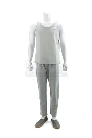 Lot # 216 - The Divergent Series: Allegiant (2016): Peter's Decontamination Costume