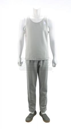 Lot # 219 - The Divergent Series: Allegiant (2016): Caleb's Decontamination Costume