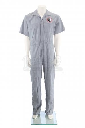 Lot # 85 - S1 Multiple Episodes: Utility Worker Jumpsuit