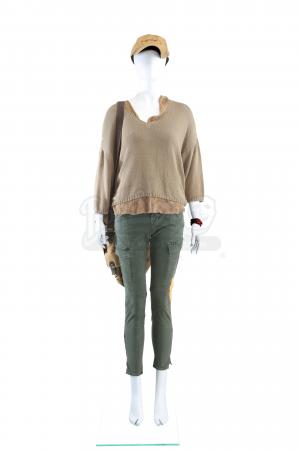 Lot # 162 - S2E08 Good Intentions: Katie Bowman's Gunman Attack Costume