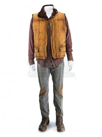 Lot # 192 - S3 Multiple Episodes: Alan Snyder's Forest Hideaway Costume
