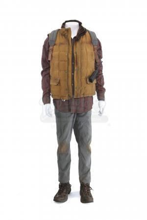 Lot # 211 - S3 Multiple Episodes: Alan Snyder's Forest Hideaway Costume