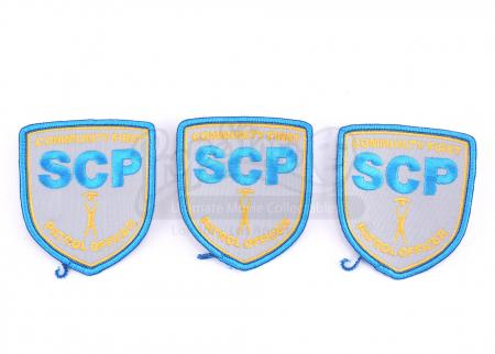 Lot # 212 - S3 Multiple Episodes: Three Seattle Community Patrol Officer Patches
