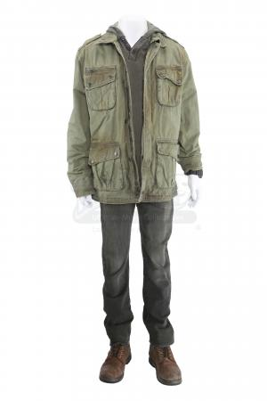 Lot # 214 - S3 Multiple Episodes: Bram's Forest Hideaway Costume
