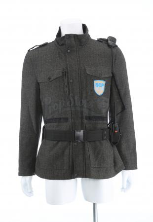 Lot # 240 - S3 Multiple Episodes: Seattle Community Patrol Uniform