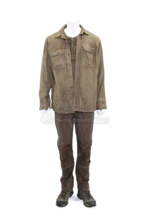 Lot # 242 - S3E04 Hospotium: Will Bowman's Resistance Camp Costume