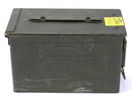 Lot # 245 - S3E04 Hospitium: Ammo Box
