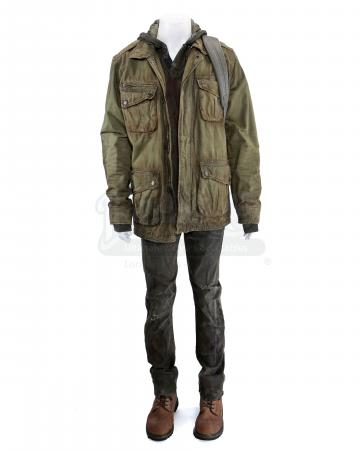 Lot # 252 - S3E06 The Emerald City: Bram's Distressed Stunt Seattle Arrival Costume