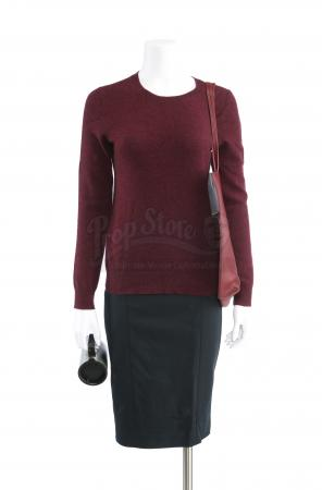 Lot # 253 - S3E07 A Clean, Well-Lighted Place: Katie Bowman's Advocate at the Wall Costume