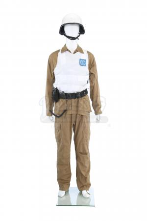 Lot # 255 - S3 Multiple Episodes: SRMA Advocate Costume