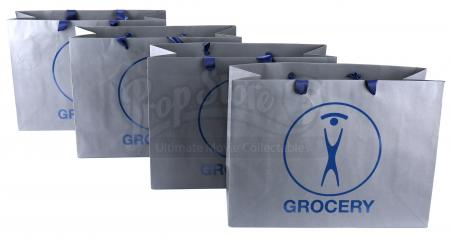 Lot # 260 - S3E07 A Clean Well Lighted Place: Seattle Initiative Grocery Bags