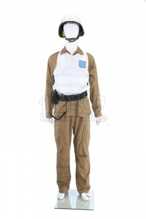 Lot # 261 - S3 Multiple Episodes: SRMA Advocate Costume