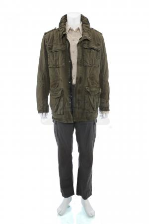 Lot # 32: Matt's (Josh Brolin) Debriefing Coat, Shirt, and Trousers