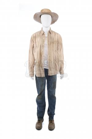 Lot # 59: Angel's (Bruno Bichir) Ranch Costume