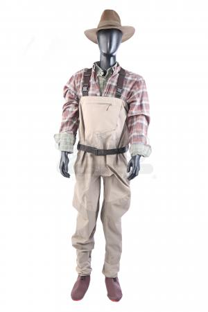 Lot # 4: Dick Cheney's Fly Fishing Costume