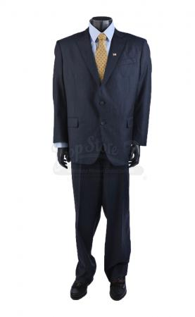 Lot # 8: Dick Cheney's Enhanced Interrogation Proposal Costume