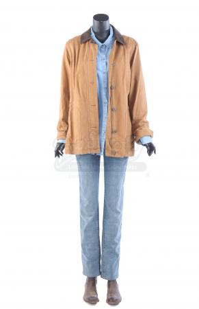 Lot # 14: Lynne Cheney's Family Horse Ride Costume