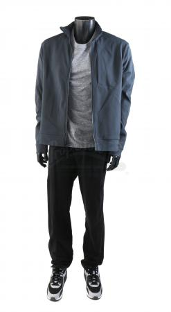 Lot # 25: The Narrator's Stunt Car Death Costume