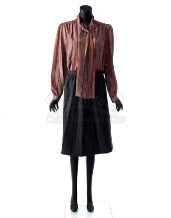 Lot # 54: Lynne Cheney's Mary's Confession Costume