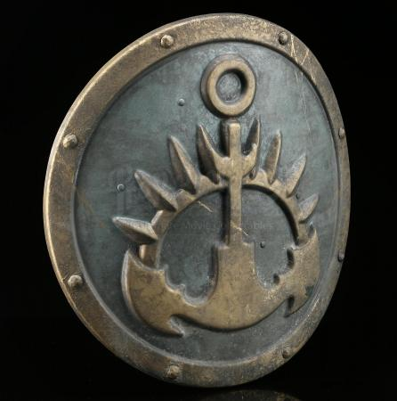 Lot # 3: Kul'tiran Shield
