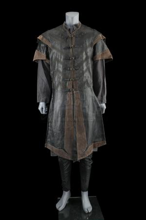 Lot # 12: Lothar's (Travis Fimmel) Final Battle Costume