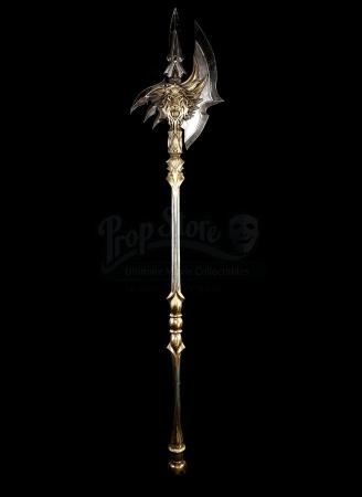 Lot # 23: Alliance Royal Guard Halberd