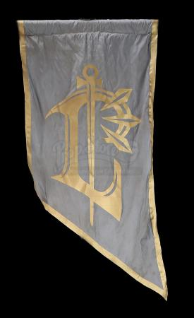 Lot # 25: Lordaeron Banner